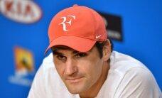 R. Federeris buvo operuotas ir kurį laiką praleis be teniso