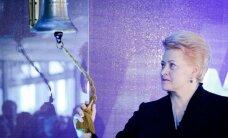 D. Grybauskaitė popiežiui veža išskirtines dovanas