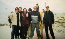 L. Zareckas paviešino prieš 17 metų darytą garsių bičiulių nuotrauką: kai kurių neatpažinsite