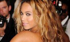 Gamtos fone atsiskleidė idealios Beyonce kūno linijos