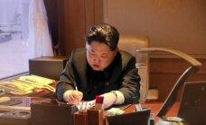 JT Saugumo taryba pasmerkė Šiaurės Korėjos žingsnį