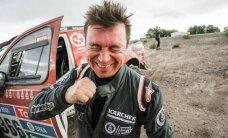 Dešimtas Dakaro etapas: žaibiškas A. Juknevičiaus greitis ir geriausia lietuvių pozicija