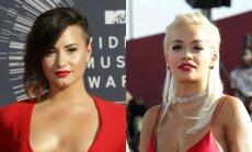 Demi Lovato, Rita Ora