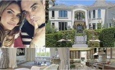 Robbie Williamsas parduoda savo namą