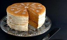 Daivos medaus tortas