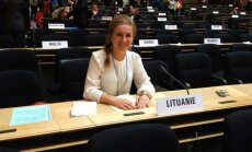 Simona Gailiūtė PSO sesijoje