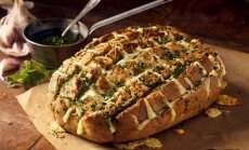 Česnakinė duonelė
