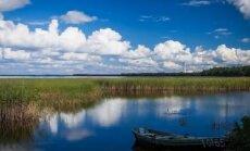 Lietuvos gamtos peizažas