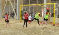 Paplūdimio futbolas