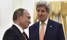 Vladimiras Putinas, Johnas Kerry