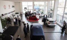 Marijampolėje atidarytas BMW, Fiat ir Jeep salonas