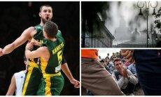 DELFI skaitytojai rugsėjį atsigręžė į pabėgėlių temą ir, žinoma, krepšinį