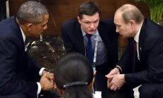 Vladimiras Putinas, Barackas Obama