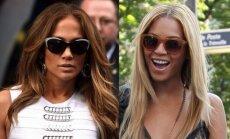 Atlikėjos Jennifer Lopez ir Beyonce