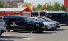 Skaitytojo užfiksuotas Jeep Vilniuje