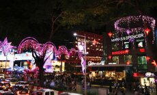 Orchard road, Singapūras