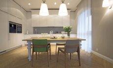 Dizainerė pataria, kaip tinkamai apšviesti valgomojo stalą