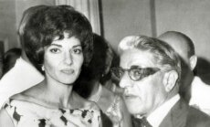 Aristotle'is Onassis ir Maria Callas