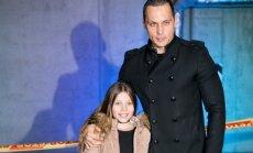 Andrejus Daščenka su dukra