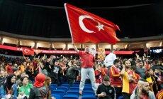 Stambulo Galatasaray fanai