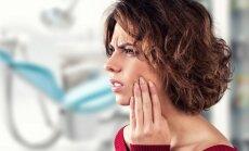 Griežiate dantimis? Jums gali grėsti žandikaulio sąnario sutrikimai