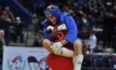 S. Grečicho apgynė Europos sambo čempiono titulą