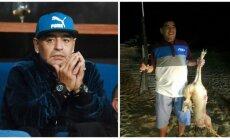 Diego Maradona (AFP-Scanpix, Twitter nuotr.)