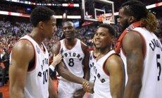 Toronto Raptors krepšininkai