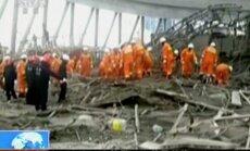 Sugriuvus statomos elektrinės korpusui žuvo 40 žmonių