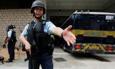 Kinijos teisėsauga