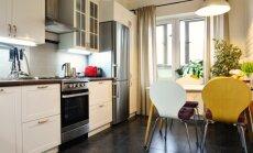 Kaip įrengti mažą virtuvę: 8 paprastos idėjos