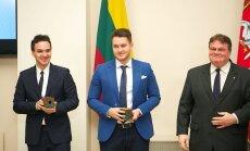 Globalios Lietuvos apdovanojimai 2014
