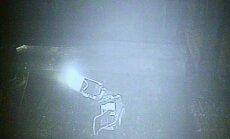 per atstumą valdomas kibernetinis robotas skorpionas