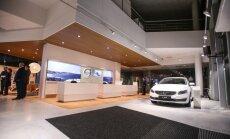 Gruodį Vilniuje atidarytas atnaujintas Volvo salonas