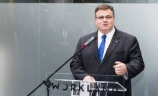 Lithuanian Foreign Minister Linas Linkevičius.   Photo © Ludo Segers @ The Lithuania Tribune