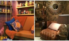 Kokias interjero dekoro detales rinktis tobuliems namams?