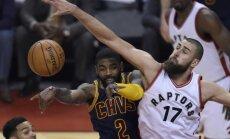 NBA, Raptors – Cavaliers