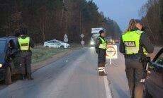 Vairuotojas policininkams: dėjau ant Lietuvos, mentai man neaiškins, kaip gyventi
