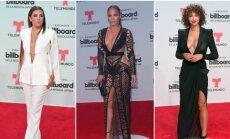 """Lotynų """"Billboard"""" apdovanojimų ceremonijos svečiai"""