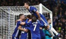 Chelsea futbolininkai
