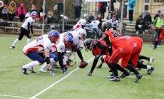Vilniaus Iron Wolves – Tartu Titans