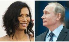 Wendi Deng, Vladimiras Putinas