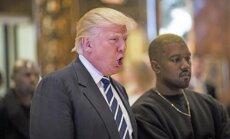 Kanye Westas ir Donaldas Trumpas