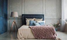 Grindys miegamajame: kokią dangą pasirinkti?