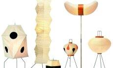 Popieriniai šviestuvai: tradicijos ir avangardas