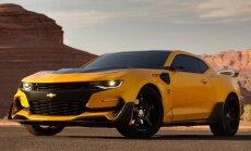 Naujoji Kamanė arba Chevrolet Camaro