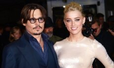 Johnny Deppas ir Amber Heard