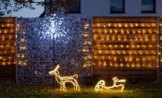 """<span style=""""color: #ff0000;"""">PRIEŠ ir PO:</span> kaip lauko terasą paversti jaukia ir kalėdiška"""