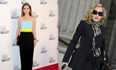 Natalie Portman ir Madonna