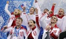 Rusijos komandinio dailiojo čiuožimo komanda
